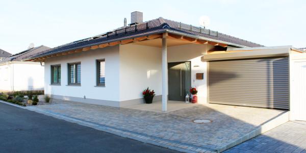 Massivhaus Bungalow Christmann Bau